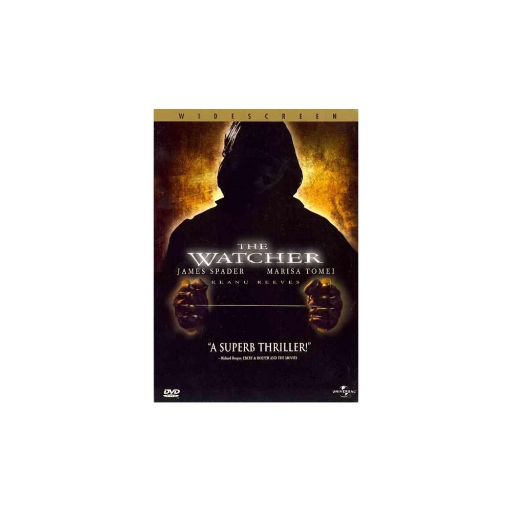 Watcher (Dvd), Movies