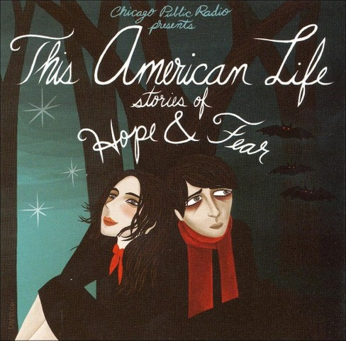 Various - American life:Stories of hope and fea (CD) - image 1 of 1
