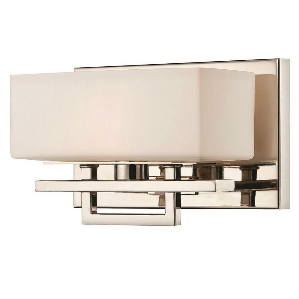 Lite Source Pascala Wall Light - Silver