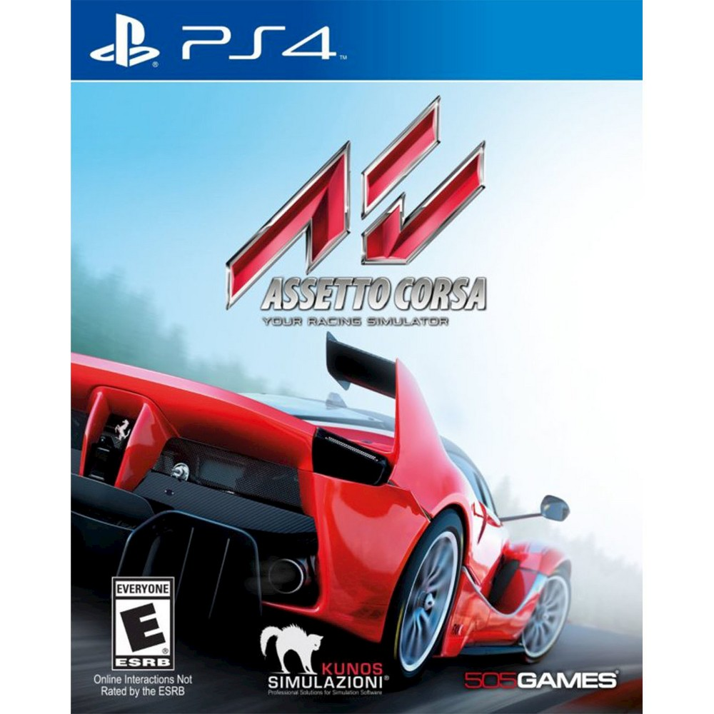 Image of Assetto Corsa PlayStation 4