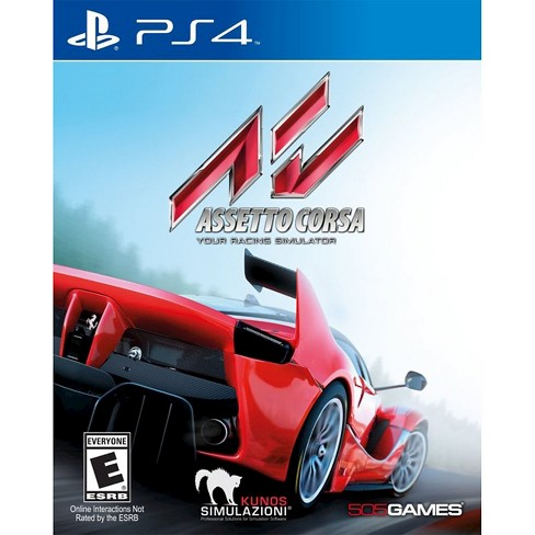 Assetto Corsa PlayStation 4 - image 1 of 1