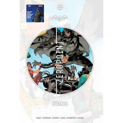 Batman/Fortnite: Zero Point - by  Christos Gage (Hardcover)