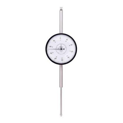 MITUTOYO 4887S-19 Dial Indicator,0 to 3 In,0-100 - image 1 of 1