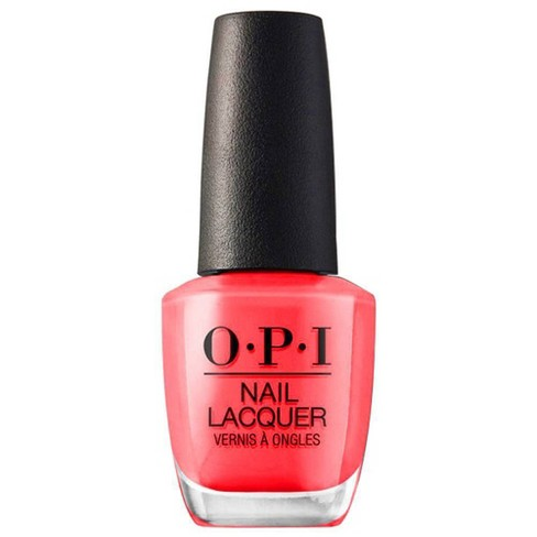 O.P.I Nail Lacquer - I Eat Mainely Lobster - 0.5 fl oz - image 1 of 4