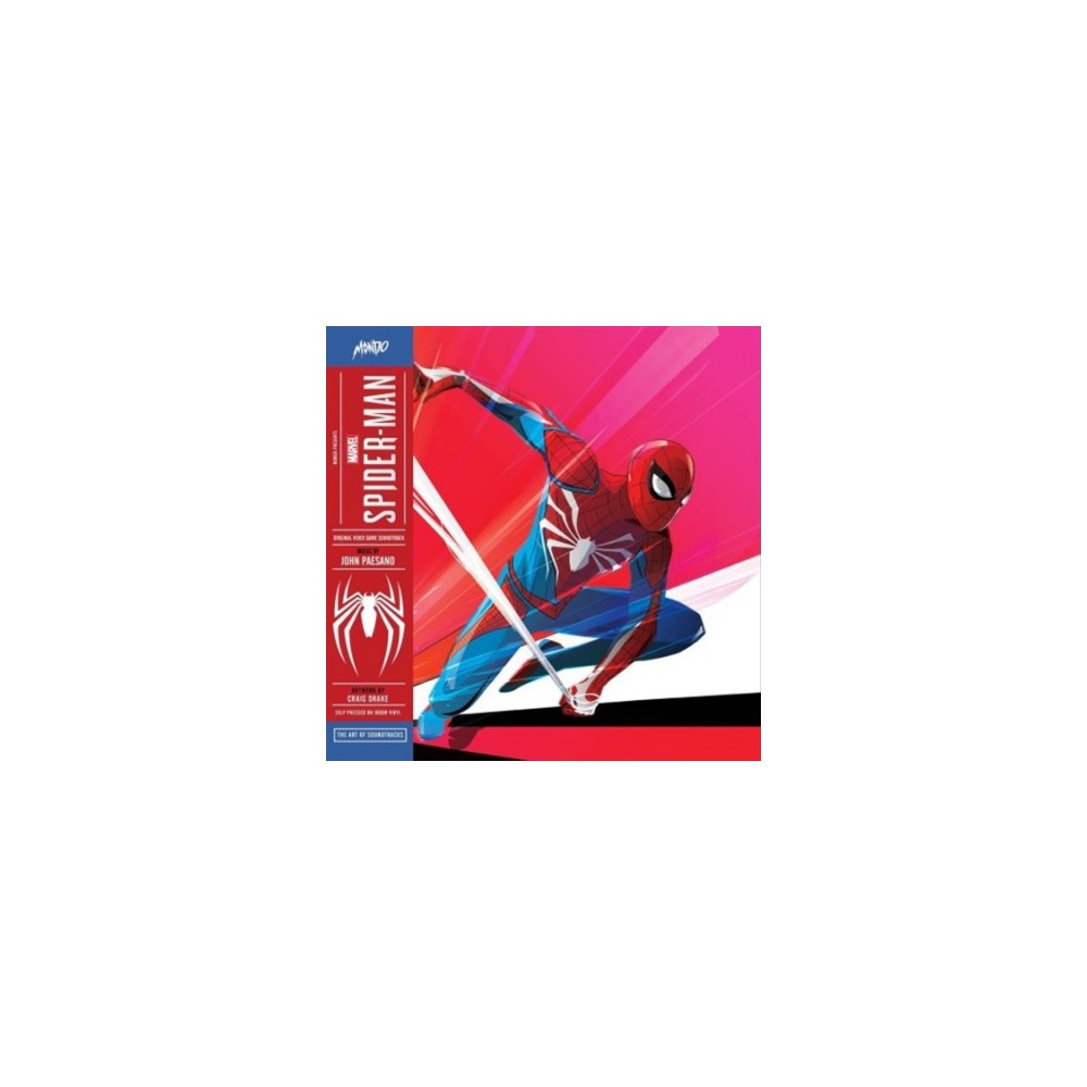John Paesano - Marvel's Spider Man (Ost) (Vinyl)