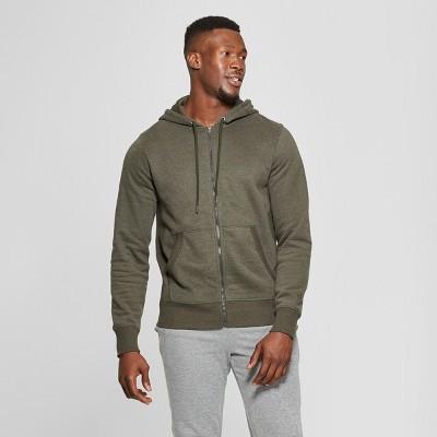 f69c979a4309 Men s Authentic Fleece Sweatshirt Full Zip - C9 Champion®