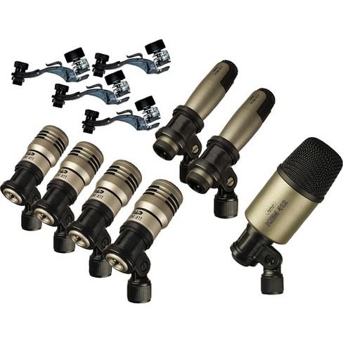 CAD Premium 7-Piece Drum Microphone Kit - image 1 of 4