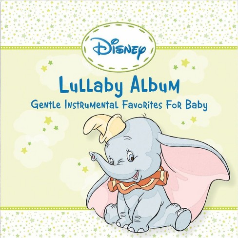 Fred Mollin - Disney Lullaby Album (CD) - image 1 of 1