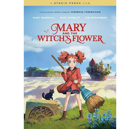 Mary And The Witch's Flower (DVD) - image 1 of 1