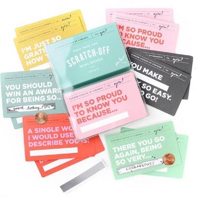 Scratch Off Kindness Mini Note Cards