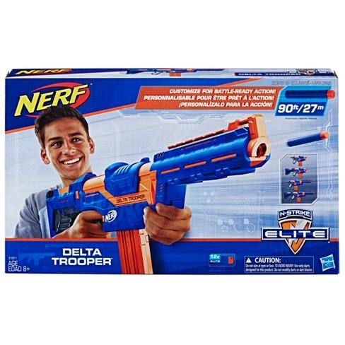 Nerf Strike Elite Delta Trooper Spielzeug für draußen