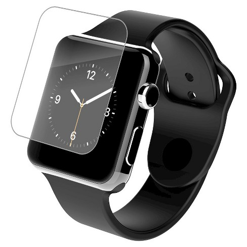 free shipping f3eed 1d8cd ZAGG Apple Watch 38mm InvisibleShield - HD