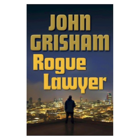 Rogue Lawyer Action + Thrillers by John Grisham - image 1 of 1