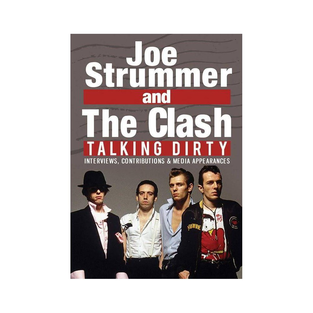 Joe Strummer The Clash Talking Dirty Dvd