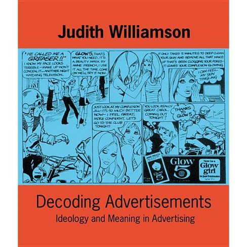 Decoding Advertisments - (Ideas in Progress) by  Judith Williamson (Paperback) - image 1 of 1