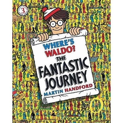 Where's Waldo Fantastic Journey 05/06/2015 Juvenile Fiction - by Martin Handford (Paperback)