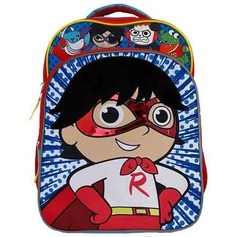 Ryan's World 16'' Kids' Backpack - image 1 of 4