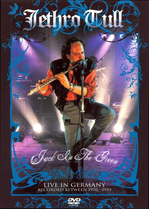Jack in the green- live in germany (DVD) - image 1 of 1
