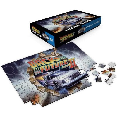 SD Toys Back To The Future II 1000 Piece Jigsaw Puzzle