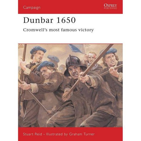 Dunbar 1650 - (Campaign) by  Stuart Reid (Paperback) - image 1 of 1