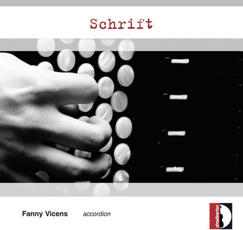 Fanny Vicens - Schrift (CD) - image 1 of 1