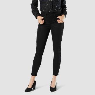 DENIZEN® from Levi's® Women's High-Rise Ankle Skinny Jeans - Black Track 4