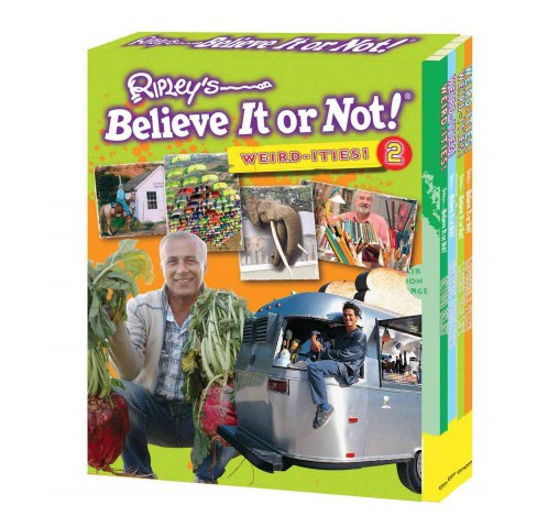 Ripley's Believe It or Not! Weirdities (Paperback) - image 1 of 1