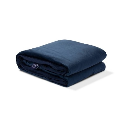 """48"""" x 72"""" 15lbs Weighted Blanket Navy - Z by Gravity"""
