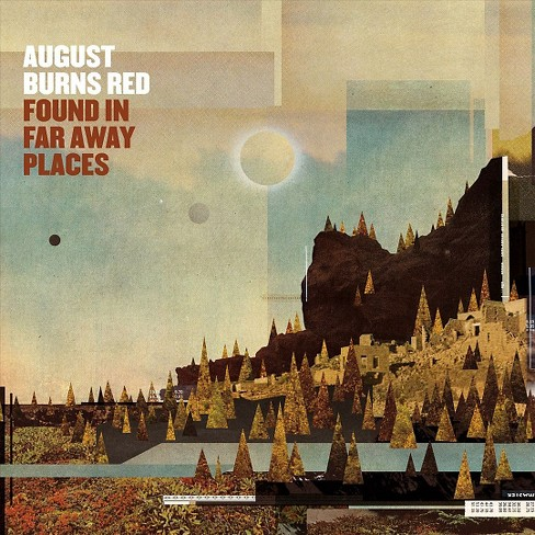 August burns red - Found in far away places (Vinyl) - image 1 of 1