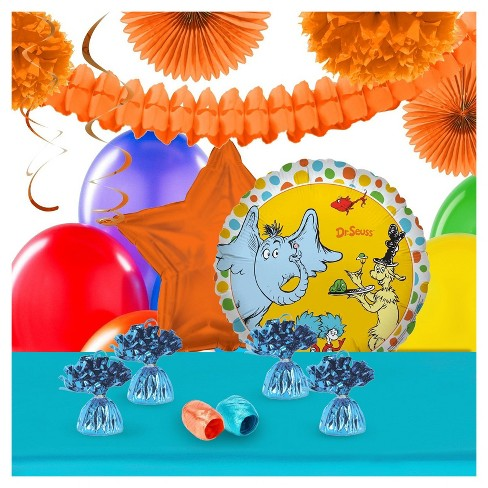 Dr Seuss Favorites Decoration Kit - image 1 of 1