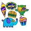 Alex Toys Craft Super Window Sticker Art - image 3 of 4