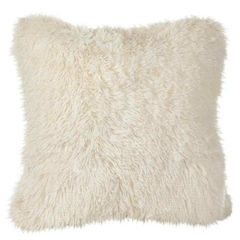 Classic Faux Fur Pillow - image 1 of 1