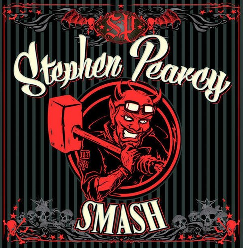 Stephen Pearcy - Smash (CD) - image 1 of 1