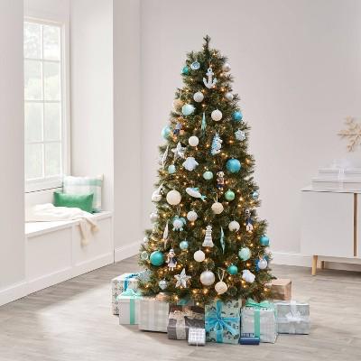 85pc Coastal Christmas Ornament Kit - Wondershop™