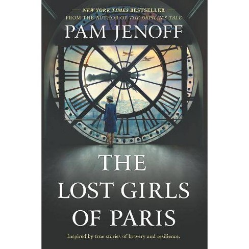 Lost Girls of Paris -  by Pam Jenoff (Paperback) - image 1 of 1