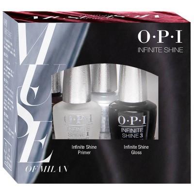 OPI Infinite Shine Milan Nail Polish Set - Fall - 4pc