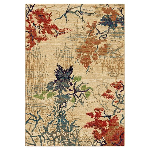 Abstract Forrest Rug - Orian - image 1 of 4