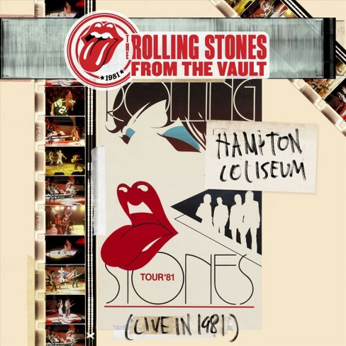 Rolling stones - From the vault:Hampton coliseum 1981 (CD) - image 1 of 2