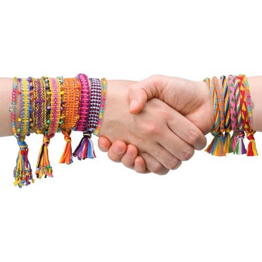 ALEX Toys DIY Wear Ultimate Friendship Bracelet Party image number null