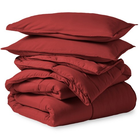 Microfiber Comforter Set by Bare Home - image 1 of 4
