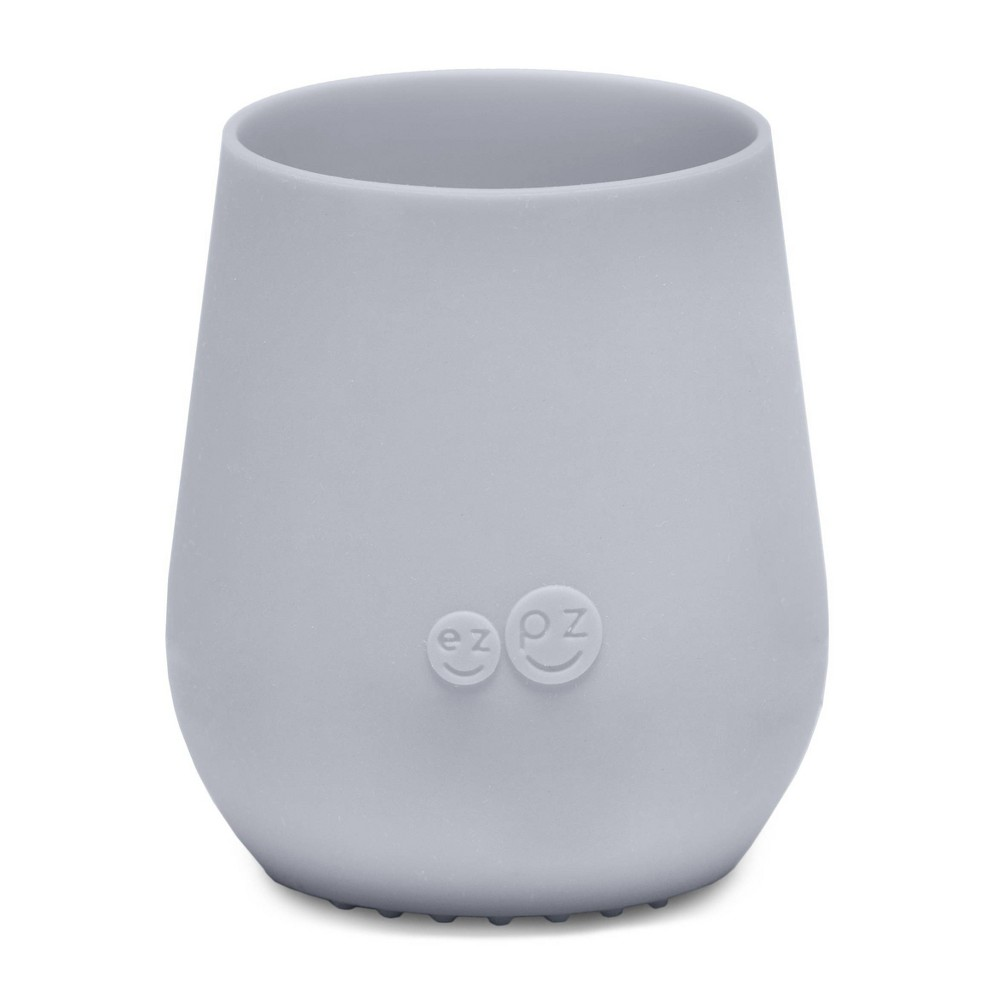 Image of ezpz Mealtime Tiny Cup - Pewter