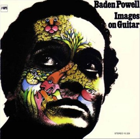 Baden powell - Images on guitar (Vinyl) - image 1 of 1