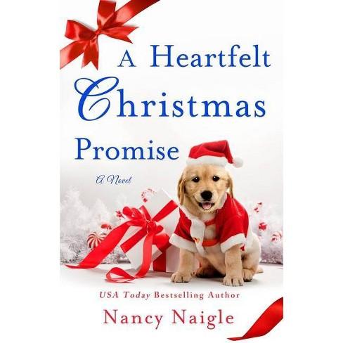 A Heartfelt Christmas Promise - by Nancy Naigle (Paperback) - image 1 of 1