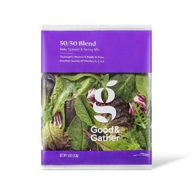 50/50 Blend - 5oz - Good & Gather™