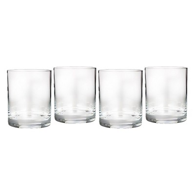 Marquis by Waterford Vintage Bar 9oz 4pk Double Old-Fashioned Glasses