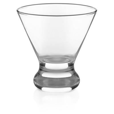 Libbey 8oz Cosmo Glass Cocktail 4pk Set