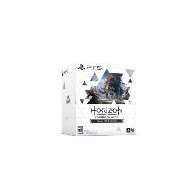 Horizon Forbidden West: Collector's Edition - PlayStation 4/5