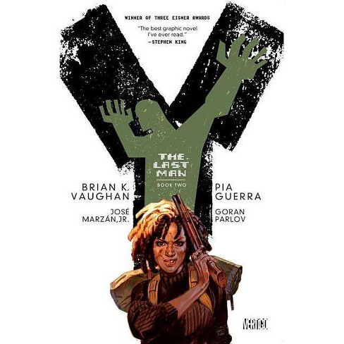 Y: The Last Man Book Two - by  Brian K Vaughan (Paperback) - image 1 of 1