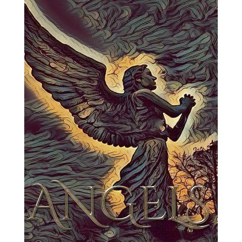 Angel Artist Blank Drawing Journal - by  Sir Michael Huhn (Paperback) - image 1 of 1