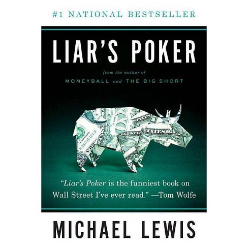 Liar's Poker - (Norton Paperback) by  Michael Lewis (Paperback) - image 1 of 1